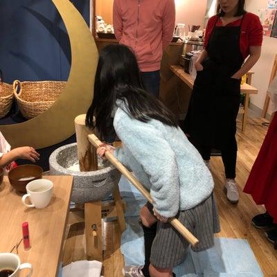 ハピカフェでお茶会しました♫の記事に添付されている画像