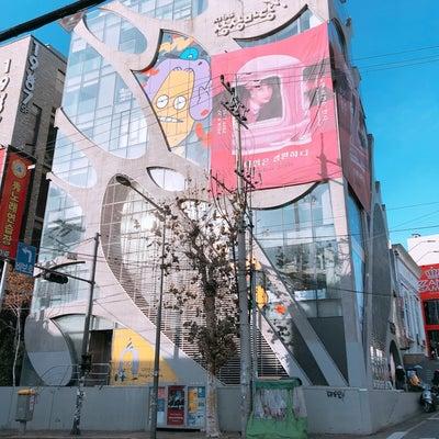 SEOUL 駐車場通りで気になるお店@弘大の記事に添付されている画像