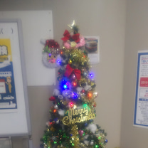 クリスマスなゆいレールの記事に添付されている画像