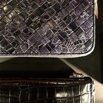 クロコな財布で 春(張る)財布☆の記事に添付されている画像