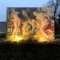 ルーベンス展の記事に添付されている画像