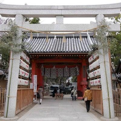 十日えびす直後の西宮神社にお詣りの記事に添付されている画像