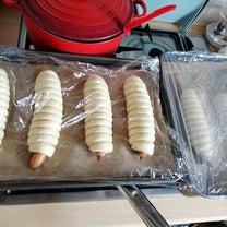 *数年振りのパン作り*の記事に添付されている画像