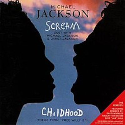 Michael Jackson & Janet Jackson/Screamの記事に添付されている画像