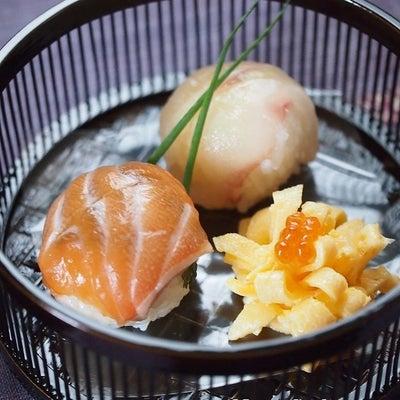 コロンと可愛い手まり寿司♪の記事に添付されている画像