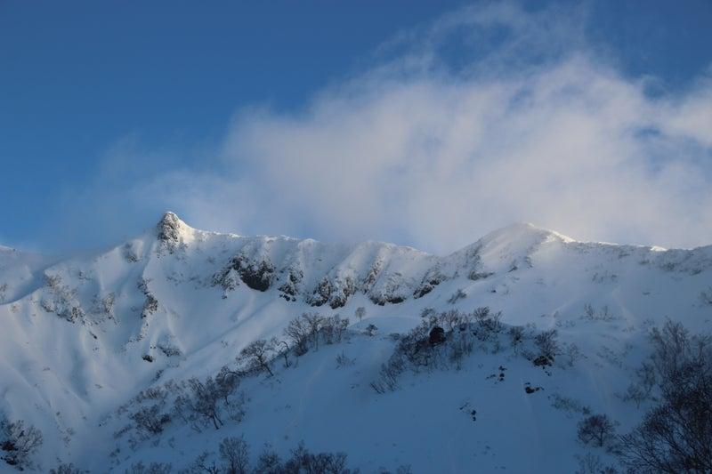 1/13 厳冬期・笈ヶ岳 | がんちゃんの雪山賛歌