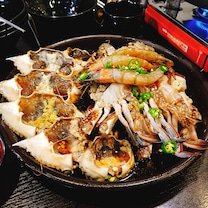 義理姉さんと姪っ子とカンジャンケジャン食べて→カフェでまったり(*´ω`*)の記事に添付されている画像