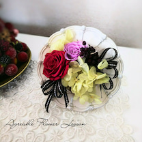 季節関係なく飾れるアレンジメント☆の記事に添付されている画像