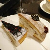 大阪高島屋 ロビーカフェファッシーノで贅沢スイーツ食べる。の記事に添付されている画像