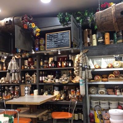 フィレンツェ中央市場『Mercato Centrale』の記事に添付されている画像