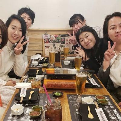 神戸三宮で新鮮野菜食べ放題なサムギョプサル・講師新年会の記事に添付されている画像