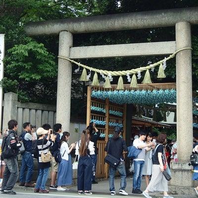 埼玉:川越散策14社 ③川越氷川神社の記事に添付されている画像
