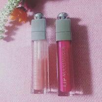 Diorマキシマイザーの新色から選んだラズベリーの記事に添付されている画像