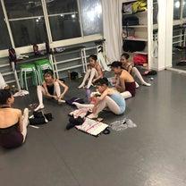 ティアラさんと金曜レッスン【Ballet & Dance UNO・DUE】の記事に添付されている画像