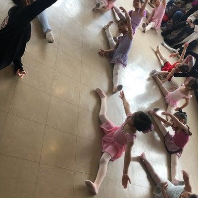 日曜もりもりレッスン&リハ【Ballet & Dance UNO・DUE】の記事に添付されている画像