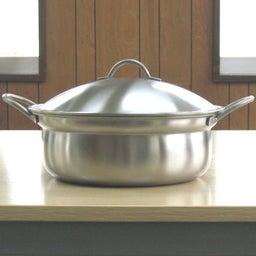 画像 おすすめ土鍋 IH対応 燕三条 ステンレス卓上鍋 の記事より 2つ目