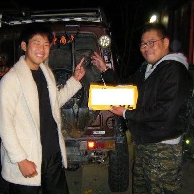 大日本プロレス タニグチ選手 ジムニーご成約 コソ練 今年最初の...兄貴が!?の記事に添付されている画像