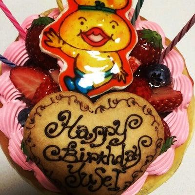 おでんくんケーキ∪・ω・∪の記事に添付されている画像