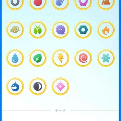 【ポケモンGO】1/10現在のメダルの進み具合3/3の記事に添付されている画像