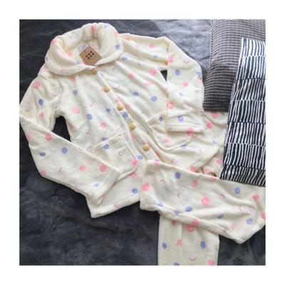 冬にぴったり可愛いもこもこパジャマ♡の記事に添付されている画像
