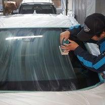 広島 ガラス撥水コーティング☆C-HR part2☆ガラス研磨・ガラス撥水コーテの記事に添付されている画像