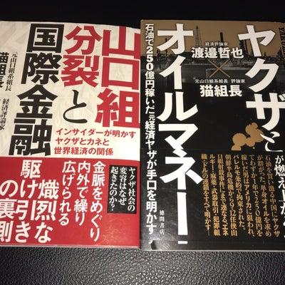 「山口組分裂と国際金融」渡邉哲也×猫組長著を読破!の記事に添付されている画像