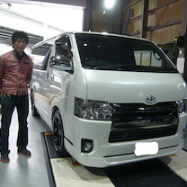 CRS大阪店 ★ハイエース納車ブログ★の記事に添付されている画像
