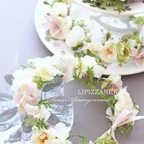 1歳記念に♡花冠で撮影の記事に添付されている画像