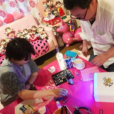 ★ピンクハウスにひろみお姉さんとチョルス氏★の記事に添付されている画像