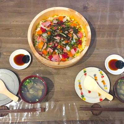 ちらし寿司♪の記事に添付されている画像