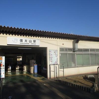 阪和線信太山駅の記事に添付されている画像