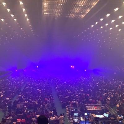 ライブで今年の勇気満タン♡の記事に添付されている画像