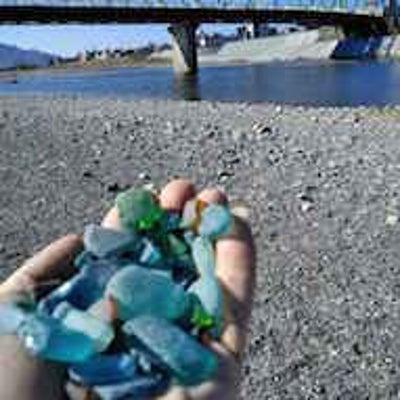 本日のリバーガラス Today's river glassの記事に添付されている画像
