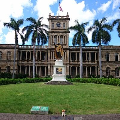 Hawaii☆BOOちゃん☆カメハメハ大王☆ピエンヌミニミニ手のひらの景色シリーの記事に添付されている画像