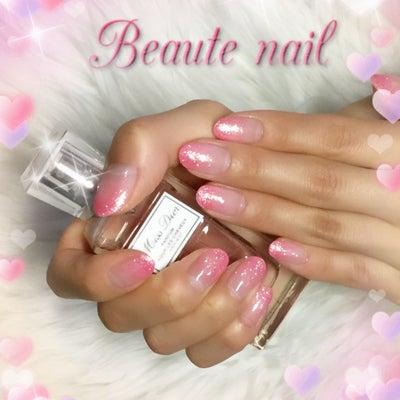 2019.1月の お客様ネイル    ~ Beaute nail ~の記事に添付されている画像