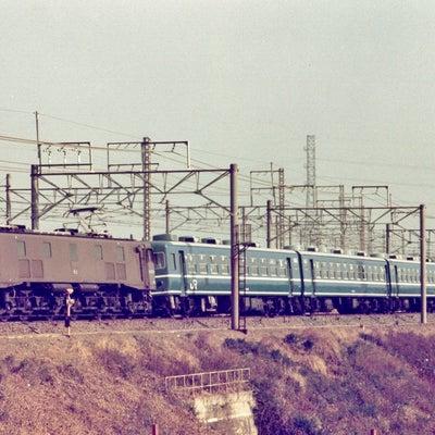 1989年1月16日松戸の築堤へEF58-89の12系の成田臨などを撮りに行くの記事に添付されている画像