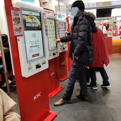 韓国のケンタッキーは日本にはないものがたくさんあった!の記事に添付されている画像
