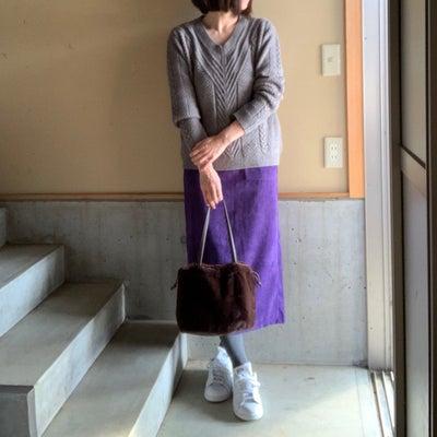 1ヶ月以上待った可愛いスカートコーデの記事に添付されている画像