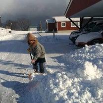 大雪によって起きる被害の記事に添付されている画像