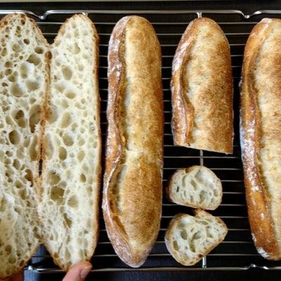 竹谷光司先生講演会「パン作りとは何か」 美味しいフランスパンは、日本の小麦で作れの記事に添付されている画像