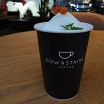 ダウンステアーズコーヒーの鏡餅ラテ@メルセデスミーの記事に添付されている画像