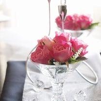 バレンタインテーブルコーディネート 明日はリクエストレッスン♪の記事に添付されている画像