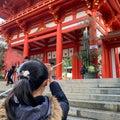 子連れで行く冬の京都の画像