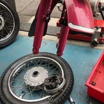 バイクいじりの日の記事に添付されている画像
