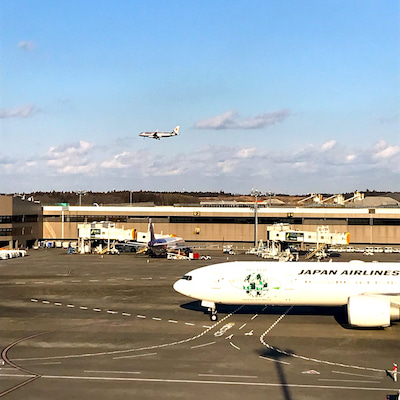 飛行機見るのがすきです✈︎の記事に添付されている画像