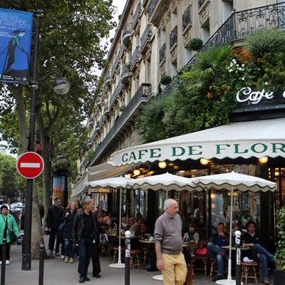 パリであなたオリジナルのプロフィール撮影の記事に添付されている画像
