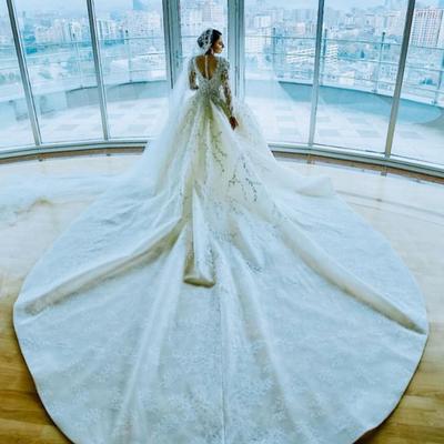 【wedding】運命の一着を見つけよう♡前編♡~前途多難な試着~の記事に添付されている画像