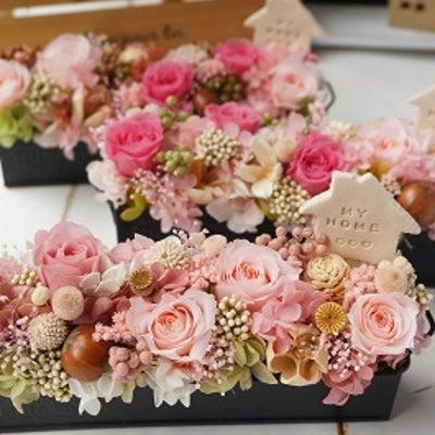 作らせていただいたお花のご紹介・10月分の記事に添付されている画像