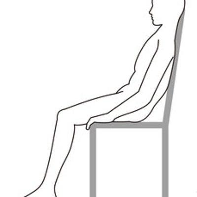 座ると痛い腰の原因は・・・の記事に添付されている画像
