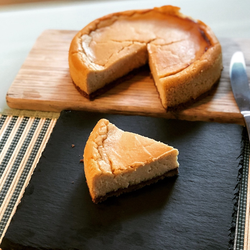 グルテン フリー チーズ ケーキ